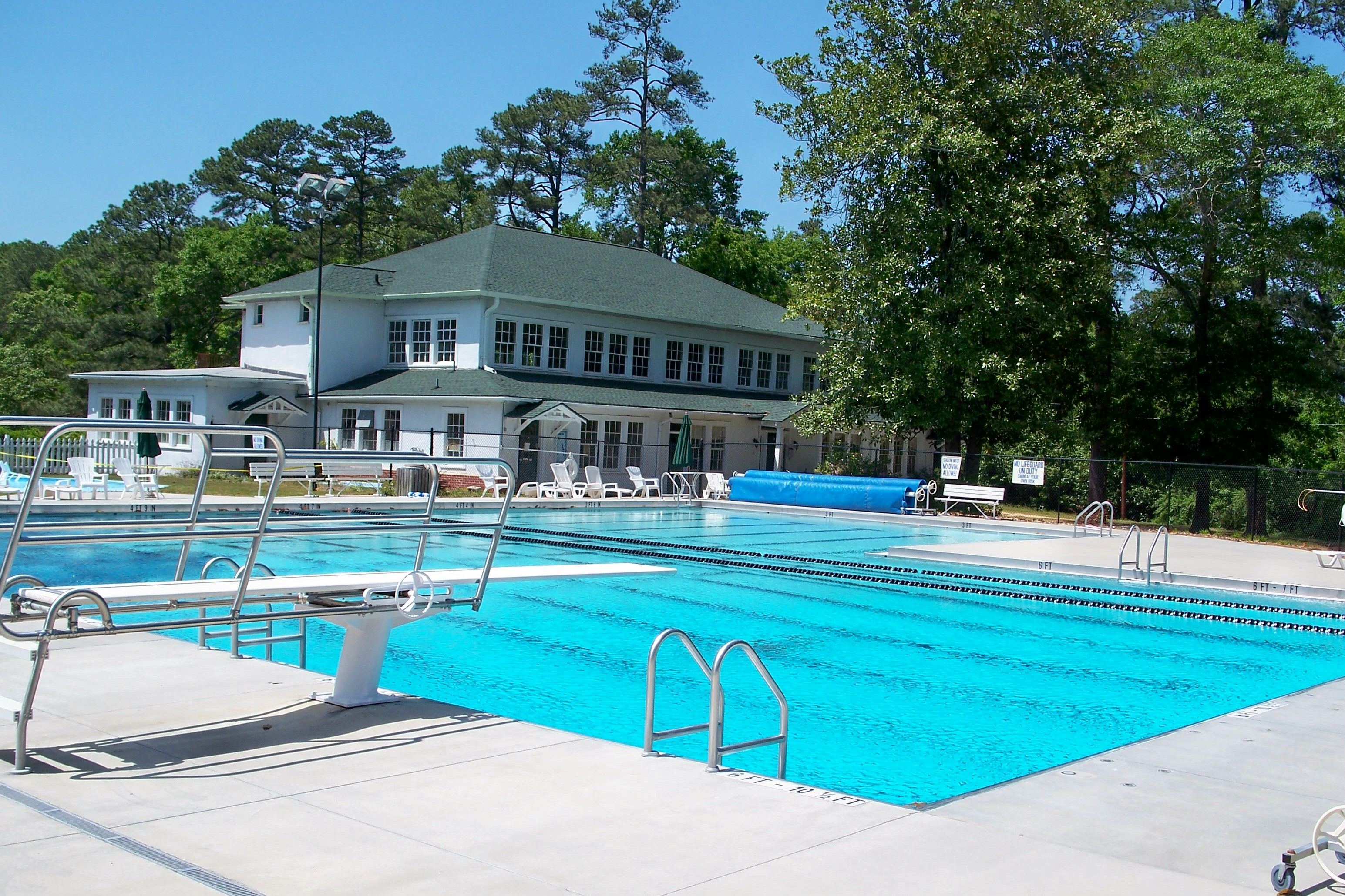 Fermata Pool and Club House